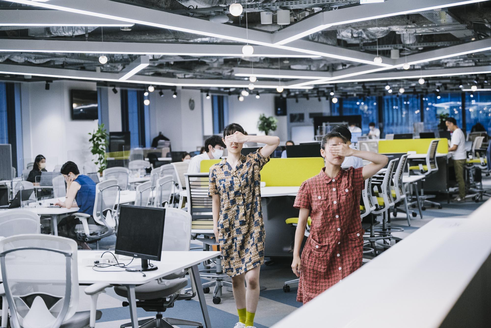 【KENTARO!! a.k.a. Dayonashiik!!】ライブパフォーマンス|語り継がれない伝説 by 東京ビエンナーレ